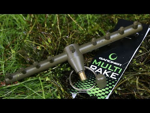 Gardner Multi Rake - hínárkiszedő  videó