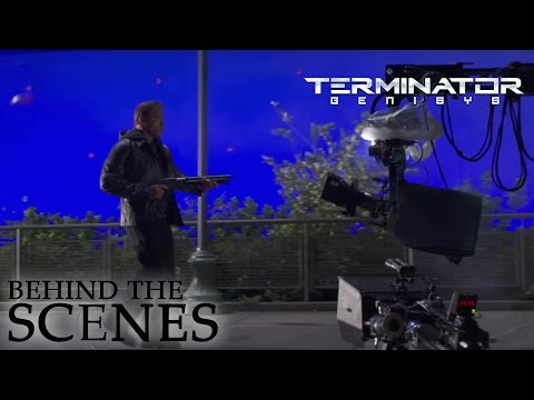 TERMINATOR: GENISYS | 1984 Scene | Official Behind The Scenes (HD)