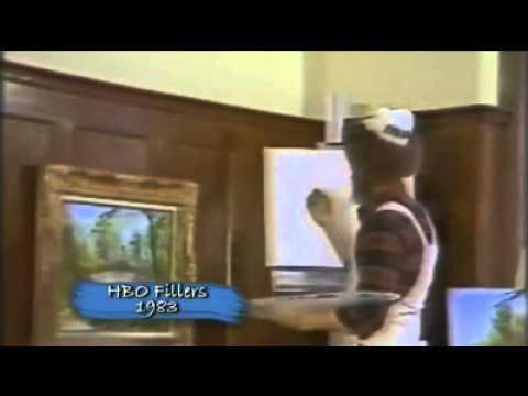 Bob Ross 1983 Commercial