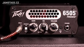 (Czech) Peavey 6505 Piranha Micro Head (Pavel Marcel)