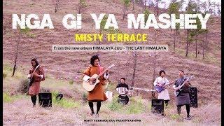 Bhutanese latest song Nga Gi Ya Mashey l MISTY TERRACE l New Album - HIMALAYA JUU