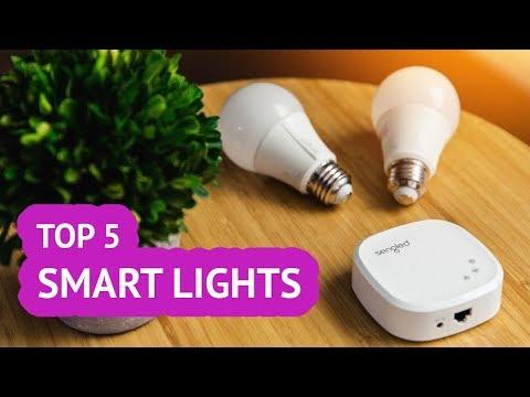 5 Best Smart Lights 2018 Reviews