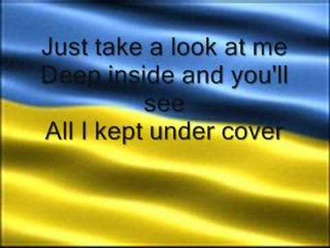 Ukraine: Ani Lorak - Shady Lady (lyric)