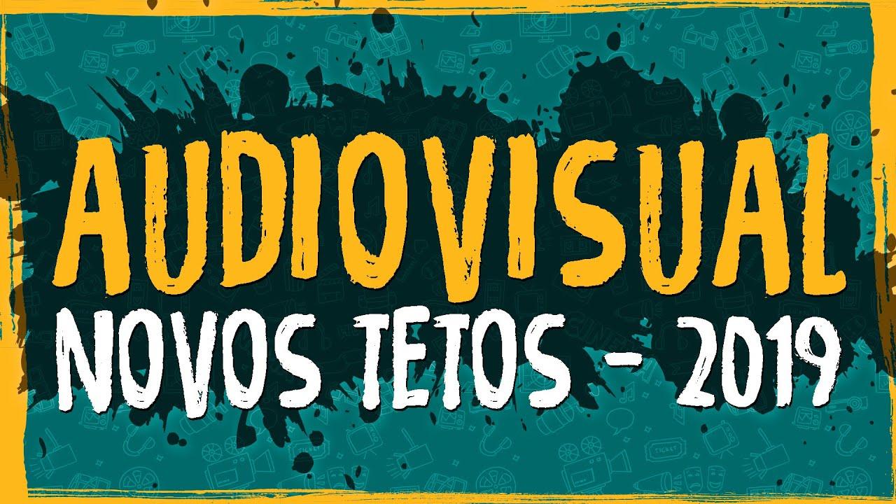 Novos Tetos Audiovisual – 2019
