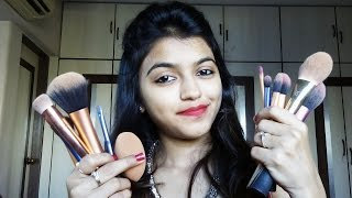 Image for video on Real Techniques Makeup Brush Collection and Review by Raashi Thakar
