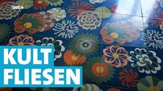 Fliesenkunst aus dem Mittelrheintal