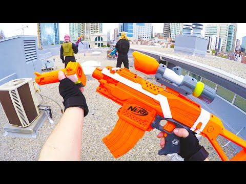 Nerf War: First Person Shooter 9