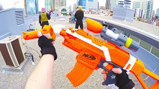 Download Video Nerf War: First Person Shooter 9 MP3 3GP MP4