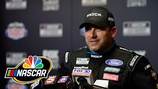 Ryan Newman is no stranger to bouncing back from adversity in NASCAR   Motorsports on NBC