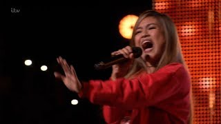 The X Factor UK 2018 Maria Laroco  Auditions Full Clip S15E03