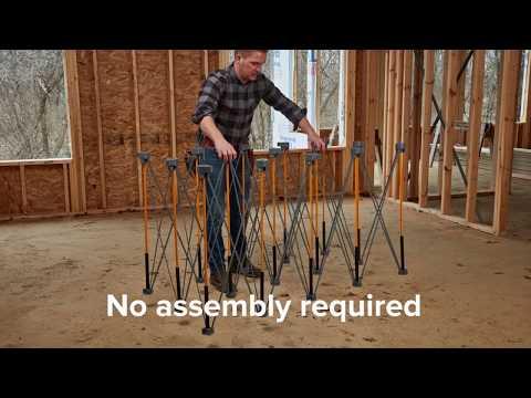 Bora® Centipede Workstand & Accessories Overview