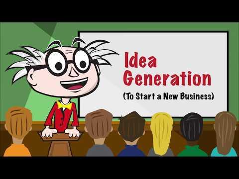 , title : 'Idea Generation