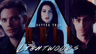 Lightwoods - Hotter Than Hell