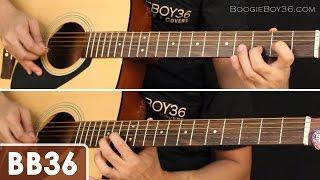 Halaga - Parokya Ni Edgar Guitar Tutorial (includes TAB, Chords And Strumming Patterns)