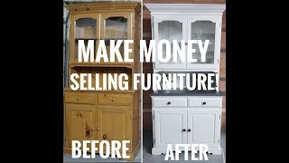 How To Refinish Furniture: And Make Money Doing It