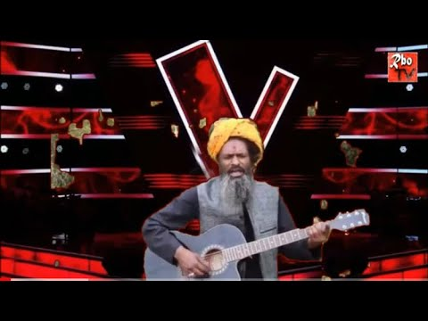 Aghori Baba special appearance in The Voice of Nepal Season 2 Blind Audition