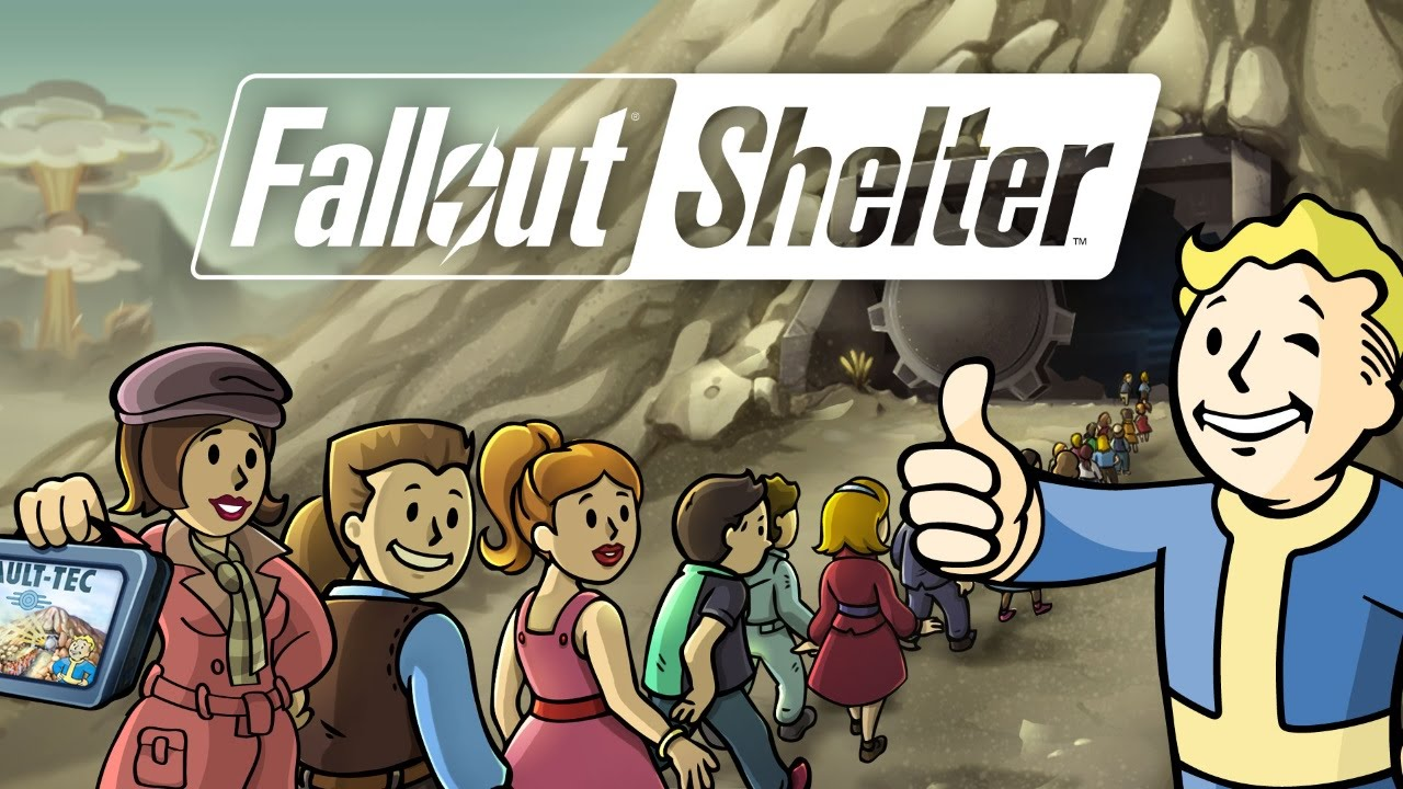 Bethesda Just Made Some Changes To Fallout Shelter