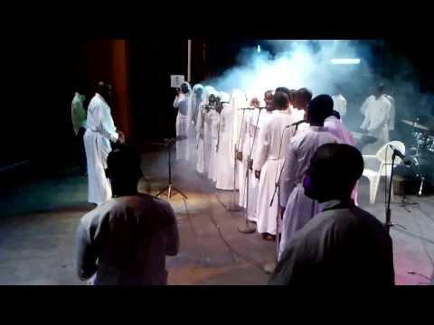 Eternal Youth Choir Ministering at the Orimolade 80th Memorial Mega Praise Concert