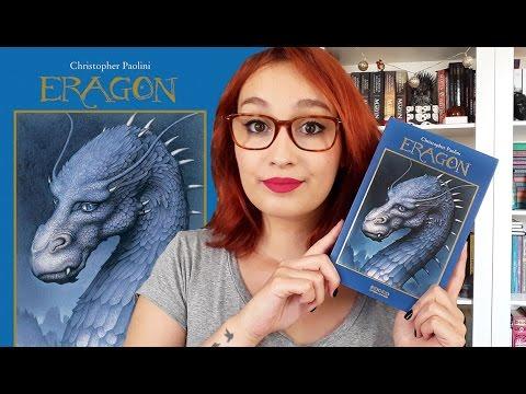 Eragon (Christopher Paolini) | VEDA #05 | Resenhando Sonhos