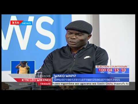 Reginald Asibwa mchezaji mashuhuri wa timu ya taifa Harambe Stars na AFC Leopards: Wako Wapi