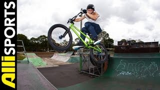 How To 540, Todd Meyn, Alli Sports BMX Step By Step Trick Tips