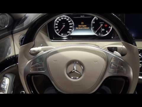 Mercedes S-Class S600 V12 exterior - Autogefühl