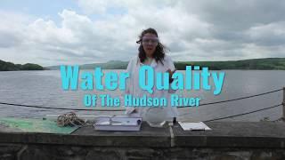 Turbidity and Salinity of the Hudson River Estuary