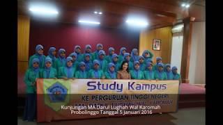 MA Darul Lughah Wal Karomah Probolinggo – 2016