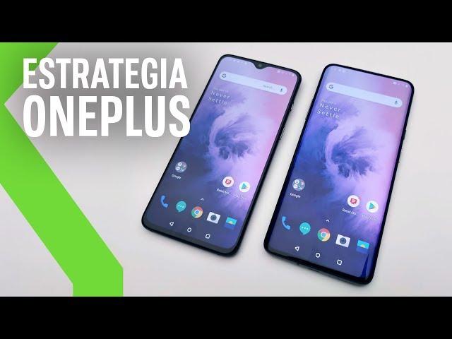 Oneplus se HACE MAYOR: ¿Cuál es la estrategia con estos Oneplus 7 y 7 Pro?