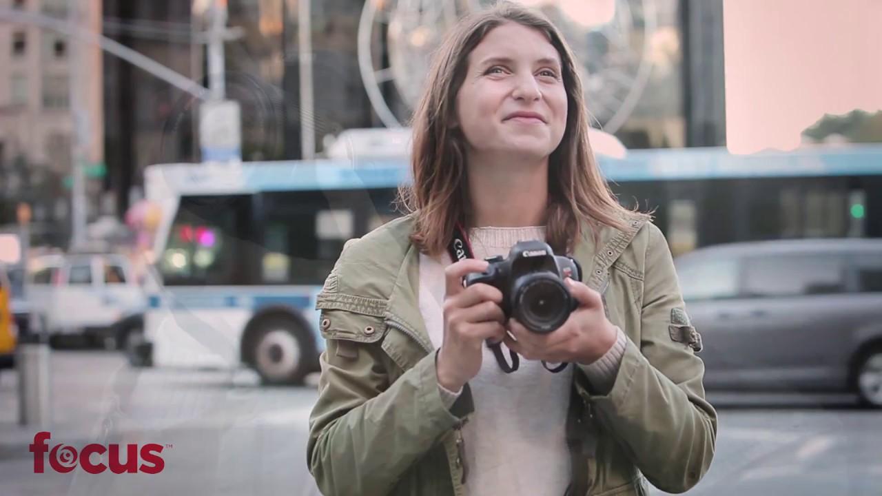 Canon Rebel Commercial Shoot