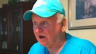 Dad tries Ghost and Carolina reaper hot sauce OMG you wont believe...