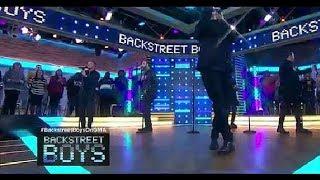 Gambar cover Backstreet Boys 'I Want It That Way' LIVE on GMA