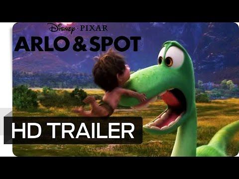 ARLO & SPOT - 2. Offizieller Trailer (Exklusiv in Deutschland) - Disney HD