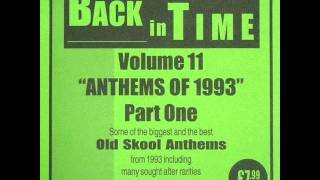Back In Time   Anthems Of 1993