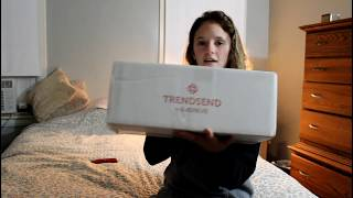 Evereve Trendsend Unboxing and Try On