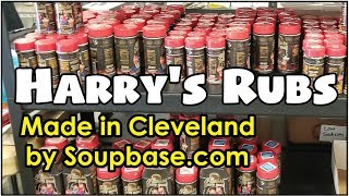 Championship BBQ Rubs Made In Cleveland By Soupbase.com For Harry Soo SlapYoDaddyBBQ.com