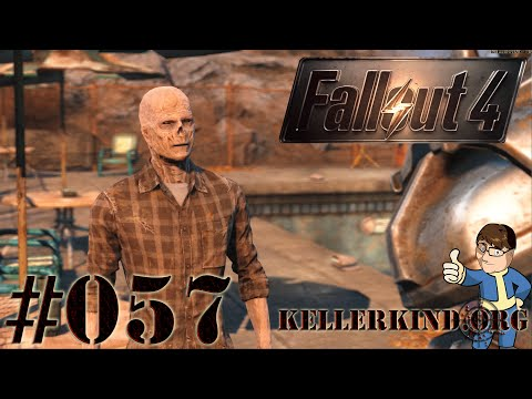 Fallout 4 [HD|60FPS] #057 - Raider in der Grube ★ Let's Play Fallout 4