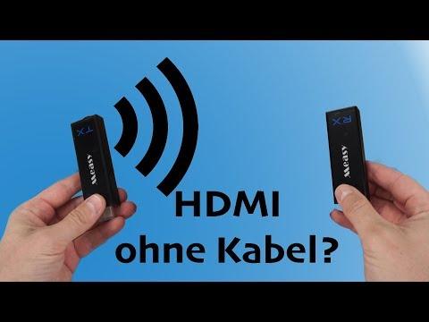 wireless HDMI - geht sowas?