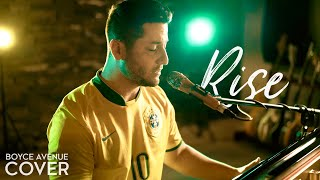 Rise - Katy Perry (Boyce Avenue piano acoustic cover) on Spotify & iTunes
