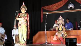 Yakshagana – Kalidasa With A Touch Of Flute – Part 6