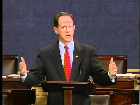 Sen. Toomey's floor speech on Treasury's prioritization plan