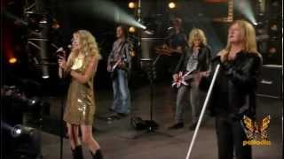 When Love   Hate Collide (Live) Def Leppard   Taylor Swift