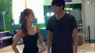 |Montage|Dancing With The Stars Season10 Evanna Opening Flluf  Taco Cheek to Cheek 2010 09 26