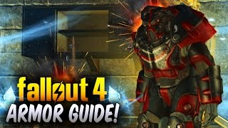 Fallout 4 Best Power Armor Locations Guide ! (Fallout 4 Legendary & Rare  Power Armor)