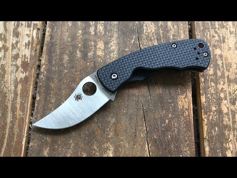 The Spyderco Rhino Pocketknife: The Full Nick Shabazz Review