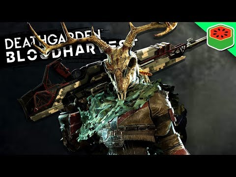MAKING THE HUNTER RAGE QUIT! | Deathgarden: Bloodharvest