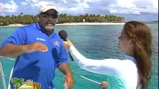 East Wind Catamaran - Fajardo, Puerto Rico (Turisteo TV)