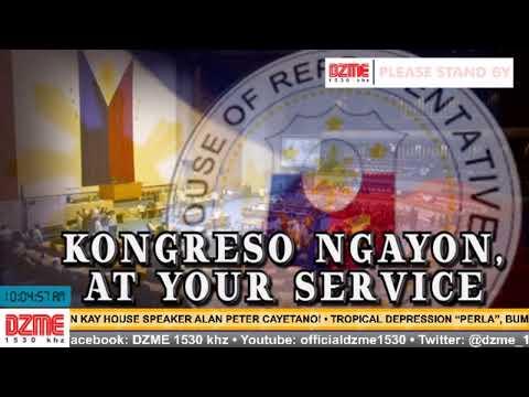 Kongreso Ngayon, at your Service - kasama sina Ed Sarto at Cong. Benny Abante (October 17, 2019)