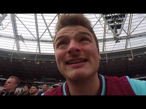 WEST HAM VS TOTTENHAM (2-3) | ALL GOALS | THRILLER | WEST HAMS INCREDIBLE ATMOSPHERE!