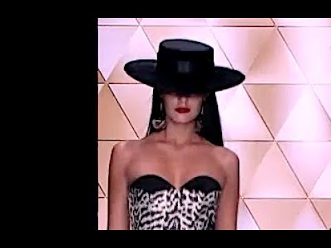 BELLA POTEMKINA Spring Summer 2019 MBFW Moscow - Fashion Channel
